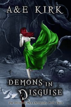 Demons in Disguise by A&E Kirk