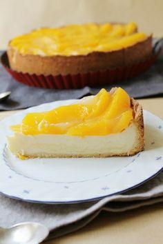 Aprikosen Sour Creme Kuchen