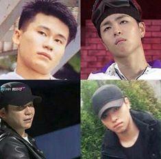 Meme Faces, Funny Faces, Yang Hyun Suk, Ikon Junhoe, Blackpink Memes, Funny Reaction Pictures, Yg Entertainment, Bigbang, Daddy
