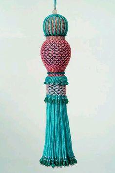Beaded Gorgeous Tassel