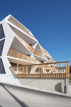 Housing Building in Graz, Austria / LOVE architecture and urbanism
