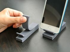 3D Printed Sticky Note Phone Stand by 3DNorthwest on Etsy