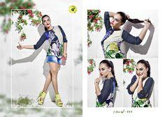 #Buy Designer #ViscoseMossCrepe & #ViscoseGeorgette #Tops Available at Maysha Fashion