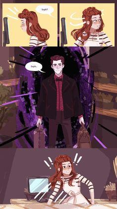 Hades' Holiday :: Part 1. Page 12   Tapastic Comics - image 1