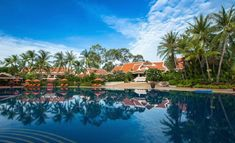 Santiburi Beach Resort & Spa, Mae Nam #KoSamui #KohSamui #Samui #travel #Thailand #holiday #trip #hotel #accommodation #resort