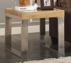 He-3511-04 Raeburn Collection End Table