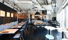 東京 原宿 GOOD MORNING CAFE & GRILL キュウリ カフェ&鉄板グリル、スタジオレンタル(撮影貸し) | 株式会社バルニバービ