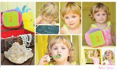 Ensaio 2 Anos - Ana Clara - e o tempo passa!!