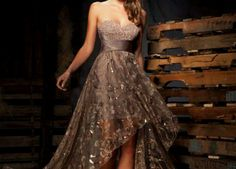 Vestido lindo.