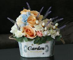 #aranjament #flori #artificiale