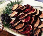 Blackberry-Grilled+Pork+Tenderloin  - CountryLiving.com