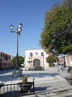 CAMARENILLA (TOLEDO) - Plaza de España.