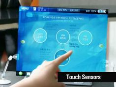 Future Applications of Graphene - Uploaded on Jul 5, 2009 Graphene can be used as flexible and stretchable transparent electrodes in the future. Credit: Graphene Square Inc.