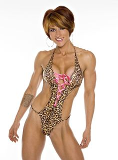 Shaking, female bodybuilder allison moyer nude right! excellent