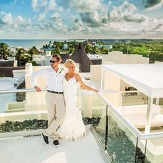 Destination Wedding at Azul Beach - The Westchester Wedding Planner