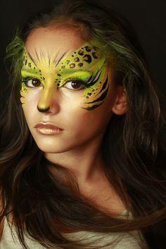 cool face painting for adults - Szukaj w Google #facepaintingideasforadults