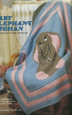 1000+ images about crocheting on Pinterest Elephants ...