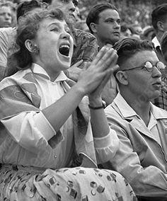 Редкие фото советских знаменитостей. Дети сентября