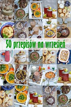 Moja smaczna kuchnia: 50 przepisów na wrzesień Diet Recipes, Healthy Recipes, Calzone, Ketogenic Diet, Grilling, Lunch Box, Food And Drink, Menu, Dinner