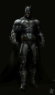 Batman by Saad Irfan
