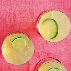 Ginger-Lime Soda
