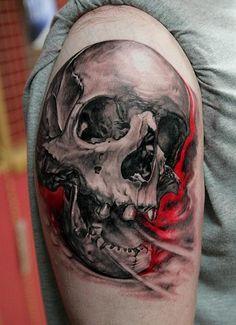 Tattoo by Thomas Kynst, Deventer