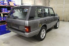 Land Rover Specialist RR CLASSIC - Project Range Rover Classic Stornoway Grey