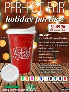 Still Time to Order for Holiday Parties