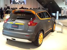 This is a great color combo.  the oranges don't seem to match though.   NISSAN Juke Orange special