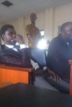 The Chief Magistrate Anthony Araba of the Magistrate court in Isabo, Abeokuta today finally signed the bail bond of the arraigned blo. Allegedly, Gossip, Police, Facebook, Blog, Blogging, Law Enforcement