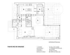 Renovierung: Bestehendes Betonhaus wurde neu renoviert und erweitert, um eine wachsende Familie unterzubringen