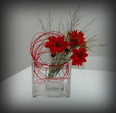 About tafelversiering on pinterest bloemen centerpieces and vases