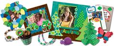 Girl Scout Scrapbook and SWAP ideas here