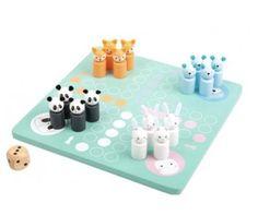 Brettspiel Ludo Pastell Pastel Colors, Colours, Ludo, Parlor Games, Art Origami, Wooden Figurines, Colour Board, Jouer, Board Games
