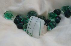 Branco e verde