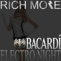RICH MORE presents:  BACARDI® ELECTRO NIGHT is a selection of the finest House/Electro tracks of Top World Chart, every Friday and Saturday (10pm to 11pm), broadcasted  by the best International WebRadios.    WEBSITE:  http://richmoredj.webs.com  FB FANPAGE: https://www.facebook.com/RICHMOREdj  MYSPACE: http://www.myspace.com/richmoredj  TWITTER: https://twitter.com/RICHMOREdj  SOUNDCLOUD: http://soundcloud.com/richmore  TOPDJWORLDCHART: https://topdeejays.com/rich-more
