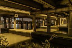 Hamburg Foto unter der Autobahnbrücke A7 | Bildschönes Hamburg