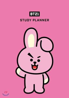 BTS BT21 Study Planner Goods RJ SHOOKY KOYA CHIMMY MANG COOKY TATA VAN +Tracking | eBay