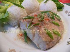 Karamelizovaná ryba (Vietnam) Vietnam, Chicken, Meat, Food, Essen, Meals, Yemek, Eten, Cubs