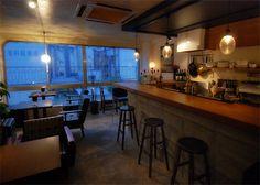 食事やお酒もお任せの「cafe&bar CONTAINER」