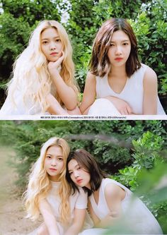 Visual Velvet (Joy+Yeri) for Ceci - OMONA THEY DIDN'T! Endless charms, endless possibilities ♥