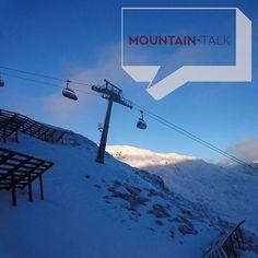 Bereit für die erste Fahrt des Tages? ©Mayrhofner Bergbahnen #somuessenbergesein #mountaintalk #photooftheday #potd