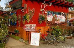West Rib And Pub in Talkeetna, AK