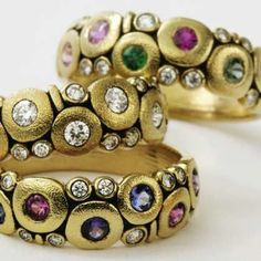 Alex Sepkus Jewelry ...I cant find a pricing on these BEAUTIFUL rings... but I'm assuring myself it is something totally ridiculous and I don't want to know...
