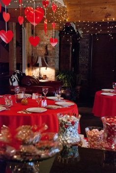 Joel's Journey: valentine couples party