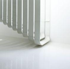Floating Staircase - Design - Zaha Hadid Architects