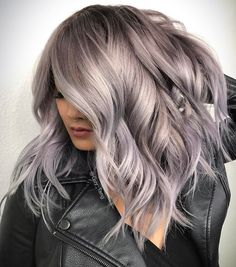 "5,942 Likes, 24 Comments - Guy Tang® (@guy_tang) on Instagram: ""HairBesties! Fifty shades of grey on one of my models @ajennalene_rush using @guytang_mydentity…"""