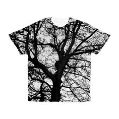 Tree Branches Mens All Over Print T-Shirt on CafePress.com