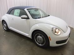 New 2016 Volkswagen Beetle, from Park Place Volkswagen in Rochester, MN, Call for more information. My Dream Car, Dream Cars, Beetle Convertible For Sale, Vw Dealer, Grand Prairie, Car Volkswagen, Small Cars, Fiat 500, Vw Beetles