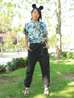 Nara – Outfit VLC #vistelacalle #looks #streetstyle #fashion #modaurbana #moda #coolhunting #chile #santiago